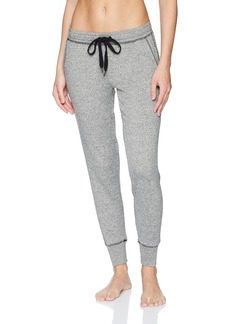 PJ Salvage Women's Rock N' Rose Jogger Pant  L