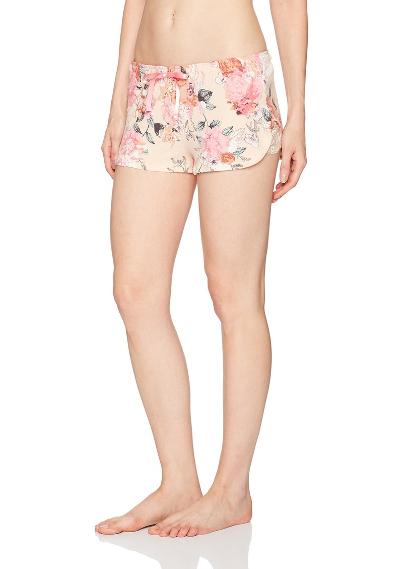 PJ Salvage Women's Rosy Outlook Short