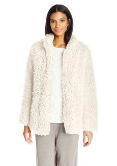 PJ Salvage Women's Shag Jacket  L