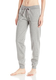 PJ Salvage Women's Sherpa Chic Jogger Pant  S