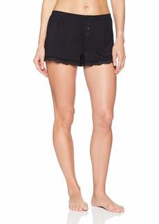 PJ Salvage Women's Sleepwear Pajama Short with Detail