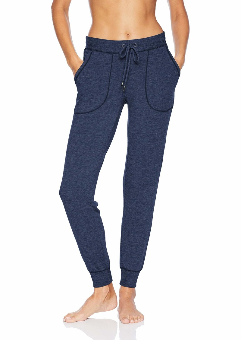 PJ Salvage Women's Solid Lounge Jogger Pant