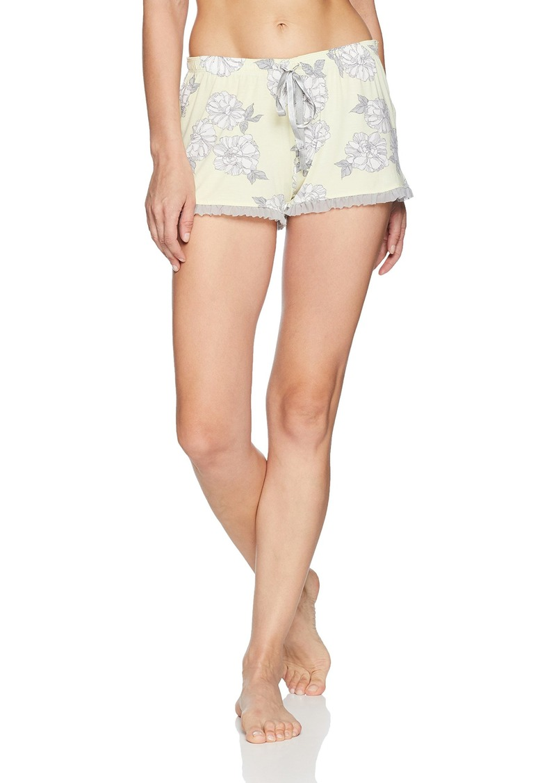 PJ Salvage Women's Sunshine Days Floral Short