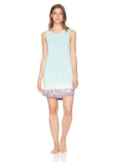PJ Salvage Women's Tropicana Tie-Dye Chemise  L