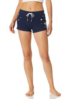 PJ Salvage Women's USA Love Shorts  S