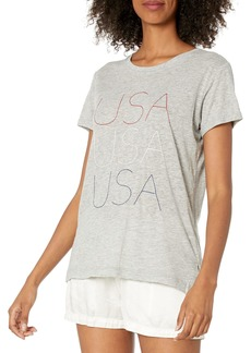 PJ Salvage Women's USA Love TOP  S