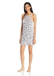 PJ Salvage Women's Vintage Floral Chemise Nightgown  L