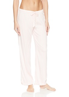 PJ Salvage Women's Walk the Line Stripe Pant  M