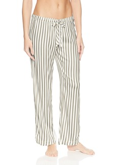 PJ Salvage Women's Walk the Line Stripe Pant  XL