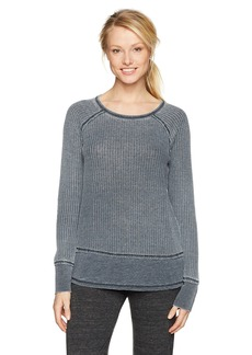 PJ Salvage Women's Washed Waffle Thermal Top  M