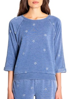 PJ Salvage Star Sweatshirt