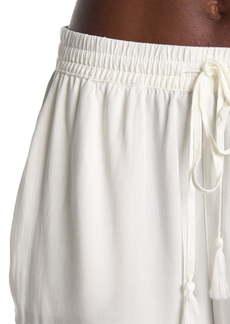 PJ Salvage Sun Vibes Scalloped Hem Shorts