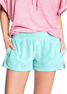 PJ Salvage Terry Knit Lounge Shorts