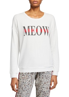 PJ Salvage Wild Heart Graphic Sweatshirt