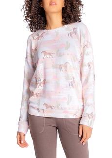 Women's Pj Salvage Sunset Rider Sweatshirt