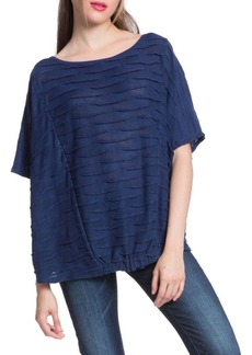 Plenty by Tracy Reese Boxy Boatneck Top