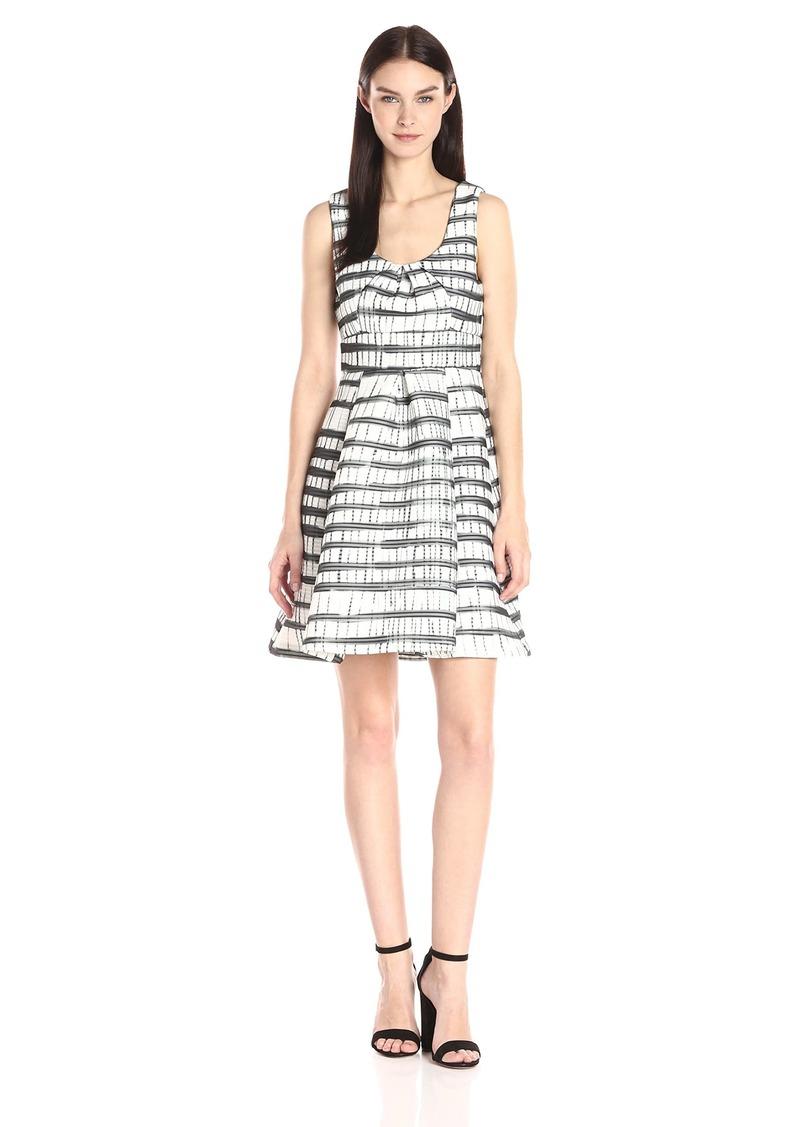 Plenty by Tracy Reese Womens Tie Waist Dress