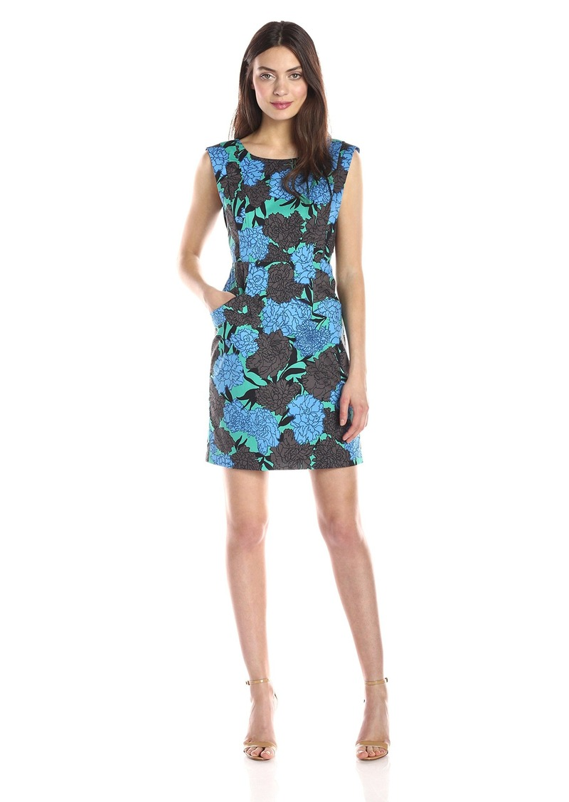 Plenty By Tracy Reese Dresses Women S Vanessa Printed Dress With Pockets