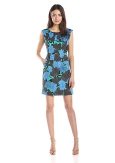 Plenty by Tracy Reese Dresses Women's Vanessa Printed Dress with Pockets