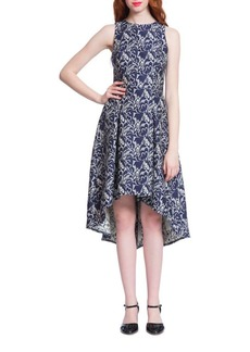 Plenty by Tracy Reese Floral Jacquard Shift Dress