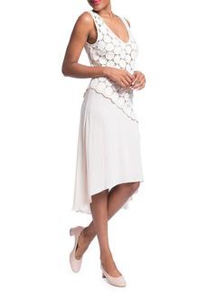 Plenty By Tracy Reese Lace Combo Dress