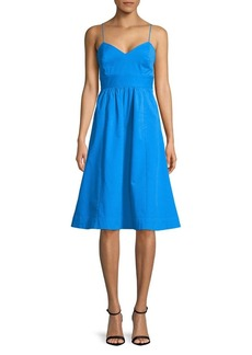 Plenty by Tracy Reese Laced Back Frock Dress