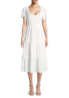 Plenty by Tracy Reese Tiered Peasant Dress