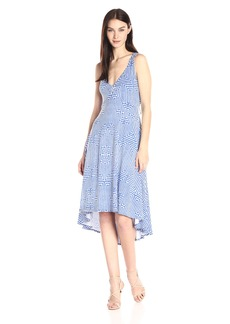 Plenty by Tracy Reese Women's Back-Tie Midi Dress