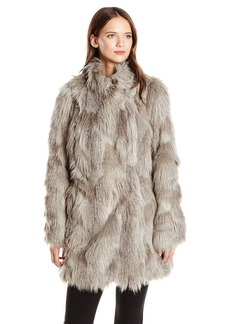 Plenty by Tracy Reese Women's Cuddle Coat