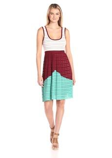 Plenty by Tracy Reese Women's Devore Rib Tank Dress  XS