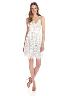 Plenty by Tracy Reese Women's Directional Lace Dress
