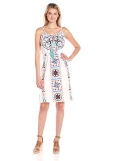 Plenty by Tracy Reese Women's Embroidered Dress  S