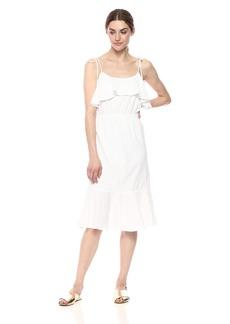 Plenty by Tracy Reese Women's Flounced Cami Dress  M