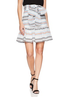 Plenty by Tracy Reese Women's Flounced Skirt