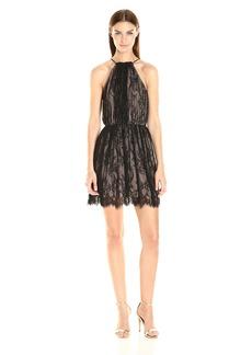 Plenty by Tracy Reese Women's Halter Dress  S