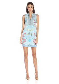 Plenty by Tracy Reese Women's Lace Inset Shift Dress