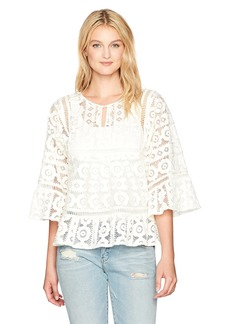 Plenty by Tracy Reese Women's Lace Tunic  S