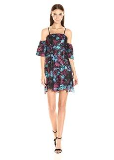 Plenty by Tracy Reese Women's Off Shoulder Dress