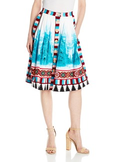 Plenty by Tracy Reese Women's Placement Skirt