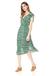 Plenty by Tracy Reese Women's Shirt Tail Dress  M