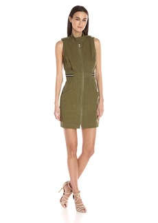 Plenty by Tracy Reese Women's Sleeveless Utility Shift Dress