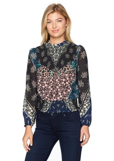 Plenty by Tracy Reese Women's Smkd Top  S