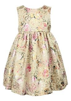 Popatu Floral Print Dress (Baby)