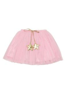 Popatu Gold Star Tutu Skirt (Toddler Girls & Little Girls)