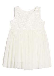 Popatu Lace & Tulle Dress (Baby)