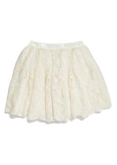 Popatu Lace Tutu Skirt (Toddler Girls & Little Girls)