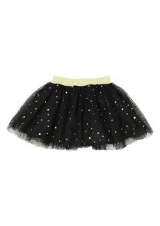 Popatu Metallic Star Tulle Skirt (Toddler Girls & Little Girls)