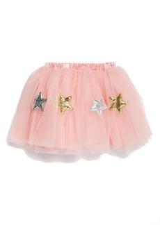 Popatu Star Appliqué Tutu Skirt (Toddler Girls & Little Girls)