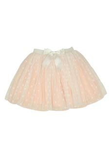 Popatu Star Tulle Skirt (Toddler Girls & Little Girls)