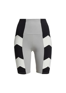 Port de Bras Arrow Biker Shorts